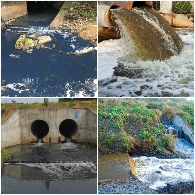 ô nhiễm nguồn nước tại Đồng Nai