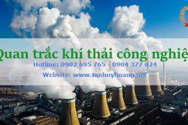 Phân tích và quan trắc khí thải công nghiệp tại Đồng Nai