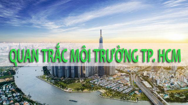 Dịch vụ quan trắc môi trường tại TPHCM