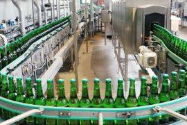 Thiết kế xây dựng hệ thống xử lý nước thải nhà máy bia