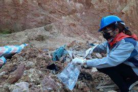 Quan trắc và phân tích chất thải nguy hại