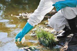 Quan trắc và phân tích nước mặt
