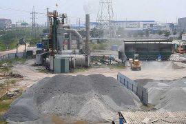 Cách xử lý nước thải trạm trộn bê tông