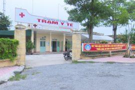 Xử lý nước thải trạm y tế tại các phường xã