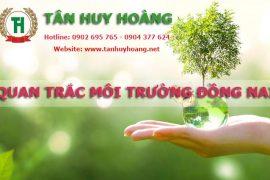 Trung tâm quan trắc môi trường tại Đồng Nai