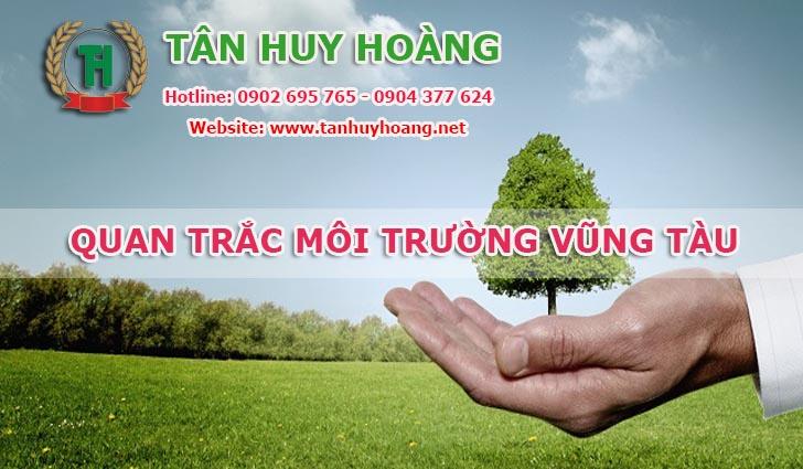 Trung tâm quan trắc môi trường Vũng Tàu