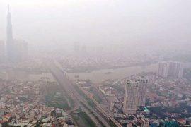 3 Nguyên nhân ô nhiễm không khí của Sài Gòn- Quan Trắc môi trường
