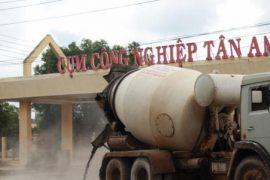 Đắk Lắk: Cụm công nghiệp Tân An gần 20 năm không có khu xử lý nước thải