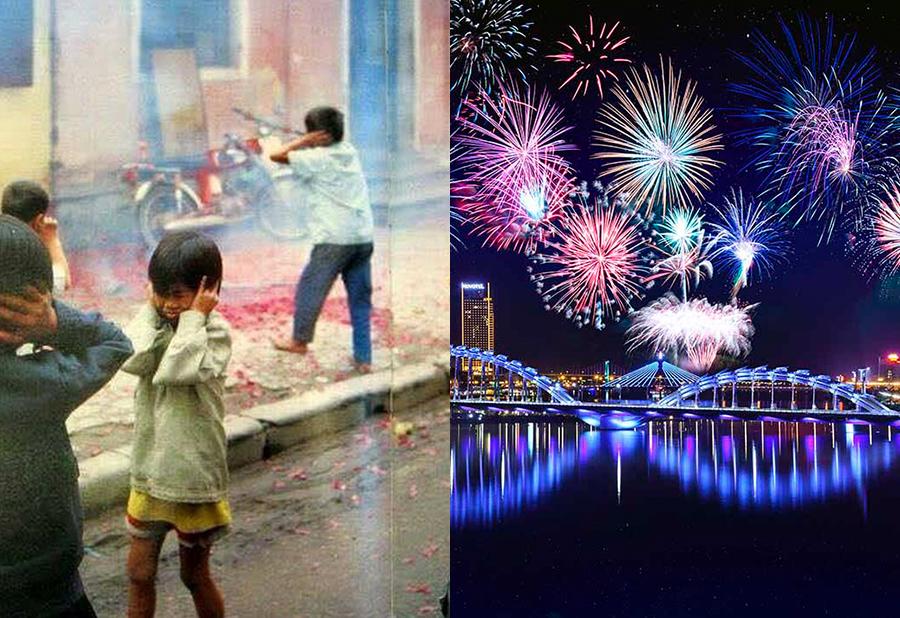 Pháo hoa tại Việt Nam