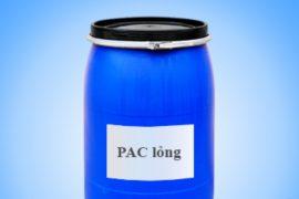 PAC lỏng (Poly Aluminium Chloride – Al2O3) 10%