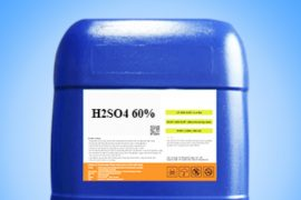 Axit H2SO4 60% – Dung dịch H2SO4 60% loãng – Hydro Sulfate 60%