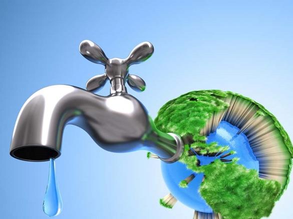 Luật thay đổi tài nguyên nước